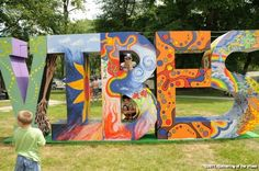 This year marks the 17th annual Gathering of the Vibes Festival.