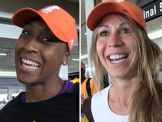 L.A. Sparks -- We Raged After WNBA Championship ... Strip Club Next??? (VIDEO)