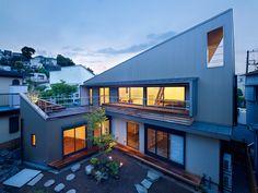 House of Windowsills | Kanagawa, Japan | Haretoke Architects