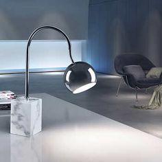 Coast Lamp - Chrome