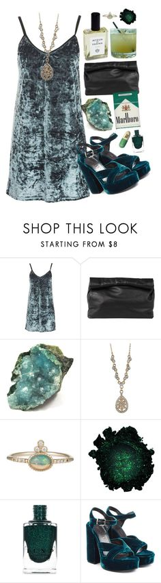 """🍃🌐"" by pourbaby ❤ liked on Polyvore featuring Topshop, Margarita, Acqua di Parma, Marie Turnor, 1928 and Jil Sander"