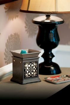 Scentsy- your home will smell amazing with these beautiful wickless candles!