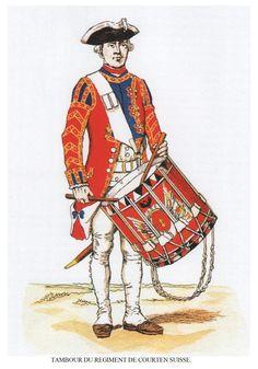 Regiment de Courten Suisse