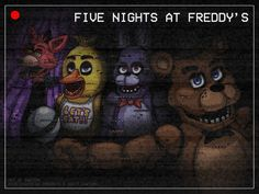 Five Nights at Freddy's by so0oper on DeviantArt