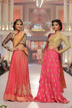 2015 Telenor Bridal Couture Week Sana Abbas Dresses Collection Photos