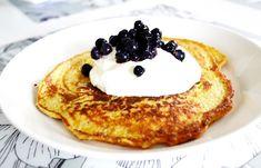 Banaaniletut Pancakes, Homemade, Breakfast, Food, Morning Coffee, Home Made, Essen, Pancake, Meals