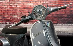 Scroll through the history of limited edition Ron Daley special Vespa PX scooters Vespa Special, Vespa Px 150, Italian Scooter, Vespa Scooters, Street Rods, 50th Anniversary, Gallery, Motorcycles, Princess