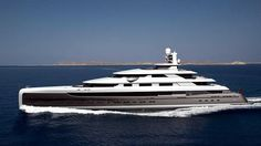 Renamed shipyard Pryde makes strong impression with 88.8m Illusion - Design - SuperyachtTimes.com