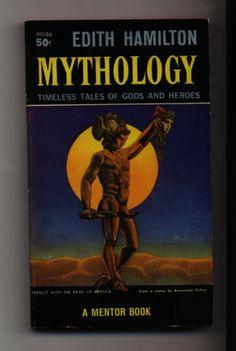 Mythology by Edith Hamilton http://www.amazon.com/dp/B000MUWKY2/ref=cm_sw_r_pi_dp_1aNLtb15ZFT4MS4R