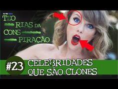 👽 TAYLOR SWIFT É UM CLONE - TEORIAS DA CONSPIRAÇÃO #23