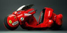 『アキラ』の金田バイクがレゴに! 組み立てマニュアル販売も