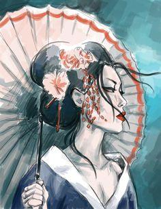 Memoirs of a Geisha by xDeviNx