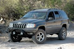jeep cherokee lifted | ... parts, pads and more for your Jeep Jeep Grand Cherokee – Jeep Brakes