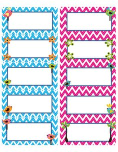 This set of BIRD Themed Labels would organize your classroom and still look SUPER stylish! Organize Your Life, Preppy, Teacher, Classroom, Organization, Bird, Stylish, Frame, Professor