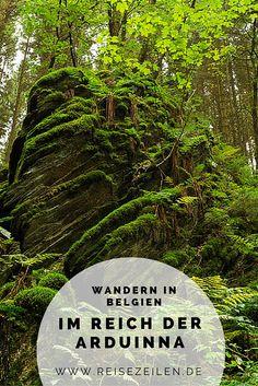 Auf Wandertour in den Ardennen