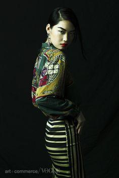 Art + Commerce: PhotoVogue Collection | Dan Wu