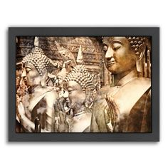 Found it at Wayfair - 'Buddha Thailand' by Golie Miamee Framed Photographic Print
