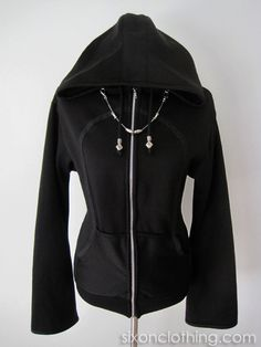 Kingdom Hearts Organization XIII Hoodie Jacket by SixOnClothing, $60.00