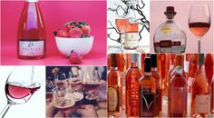 How to Throw a Rosé Tasting Moving In Party