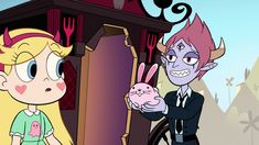 star vs the forces of evil star and tom - Google Search