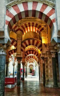 Mezquita de Córdoba, Spain.