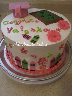 Pre-kinder cake, delicious! Enjoy it!