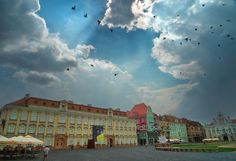 Timisoara is the third largest city in Romania.