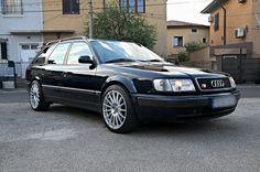 Audi UrS4 Avant AAN 1993 - S2Forum - The Audi S2 Community