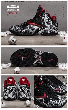 3bf944b7245c Lebron 11 Graffiti New Hip Hop Beats Uploaded EVERY SINGLE DAY http   www