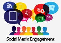 Make more Social-Media-Engagement, engage the online audience.