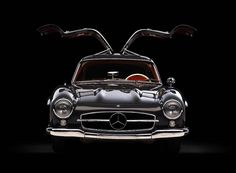 """Mercedes Benz 300SL """"Gullwing"""""""