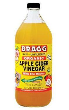 Apple Cider Vinegar Fires Up the Cylinders