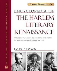 African American Art and Harlem Renaissance Literature