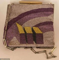 Pierre Cardin Evening Bag, 1970s