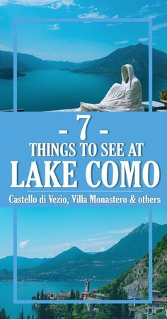 Wondering why Lake Como in Italy is so famous? Read this Lake Como travel guide and find out the top things to see and how to get from Milan to Lake Como! Cinque Terre, Places To Travel, Travel Destinations, Places To Visit, Holiday Destinations, Italy Vacation, Vacation Spots, Italy Trip, Comer See