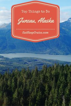 Top Things to Do in Juneau Alaska on a Cruise. Lots of active travel fun in Juneau!