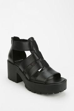 e6cfff513 Vagabond Dioon Caged Sandal · Gothic ShoesCaged SandalsKinds Of ShoesDark  FashionFashion ...