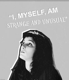 """BeetleJuice, by Tim Burton. """"I, Myself, am stange and unusual"""" Tim Burton, Johnny Depp, Movies Showing, Movies And Tv Shows, Lydia Beetlejuice, Beetlejuice Halloween, Winona Ryder, Movie Quotes, Tv Quotes"""