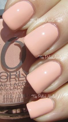 Orly - Prelude to a Kiss (Essie -A Crewed Interest dupe)