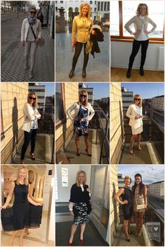 March 2015 outfits
