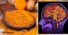 Curcumin- Possesses ability to repair brain damage caused by strokes Korn, Health, Ethnic Recipes, Axe, Disorders, Brain, Heart Failure, Projects, Nerve Cells