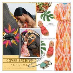 the elephant way by meyli-meyli on Polyvore featuring polyvore fashion style Melissa Odabash clothing