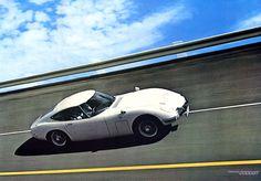 TOYOTA 2000GT, 1967
