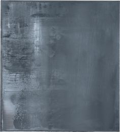 Grey (Grau), 2003, oil on canvas, Private Collection Gerhard Richter