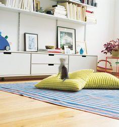 dieter rams_606 universal shelving  via http://www.hitherandthither.net/