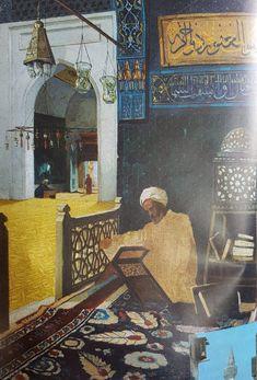 Kur'an okuyan hoca