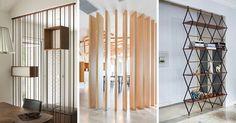 15 Creative Ideas For Room Dividers | CONTEMPORIST