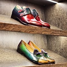 "maninpink: ""Mararo,s shoes """