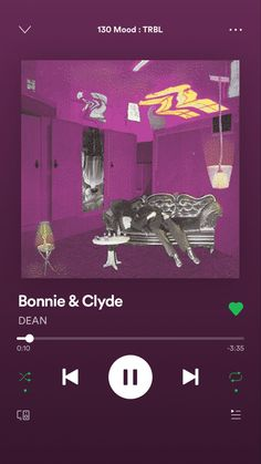 Bonnie And Clyde Song, Bonnie And Clyde Photos, Pop Playlist, Spotify Playlist, Music Mood, Listening To Music, K Pop, Hermione Fan Art, Song Notes