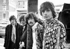 Pink Floyd, autumn 1967